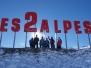 2016 FRANCJA Les 2 Alpes